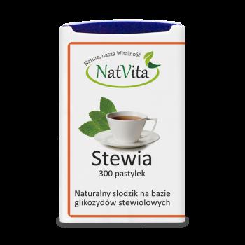 Stewia pastylki 60 mg - słodzik Stevia cena sklep