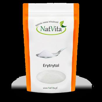 Erytrytol (niskokaloryczny cukier)