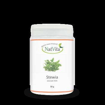 Stewia ekstrakt w proszku 95 % Stevia proszek naturalny słodzik