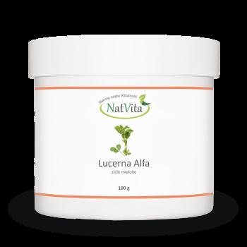 Alfalfa - Lucerna mielona