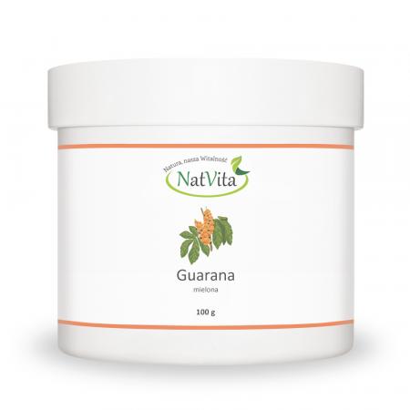 Guarana mielona - ekstrakt