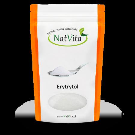 Erythritol (niskokaloryczny cukier)