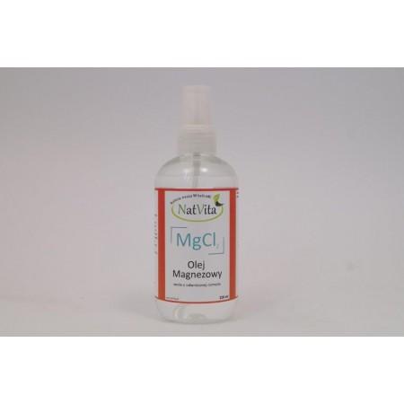 Olejek magnezowy z wodą odwróconej osmozy Oliwa - cena sklep